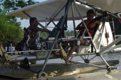 ULM Guyane - Baptêmes de l'air - Travaux aériens - Ecole de pilotage
